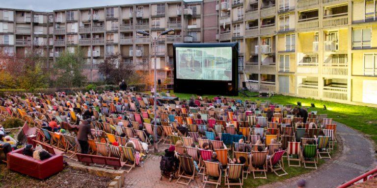 The Village Screen in Sheffield!