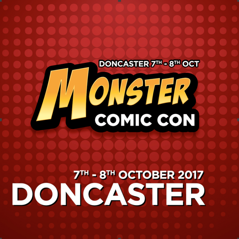 Monster Comic Con in Doncaster