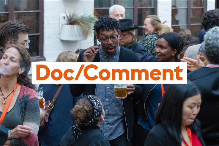 Doc/Comment – Doc/Fest's New Home for Thoughts, Interviews and Shareable Bits