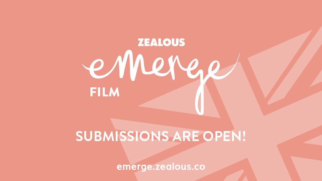 New Prize for Emerging Filmmakers