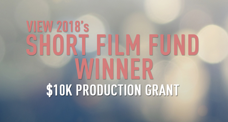 2018 Short Film Fund WINNER Announced