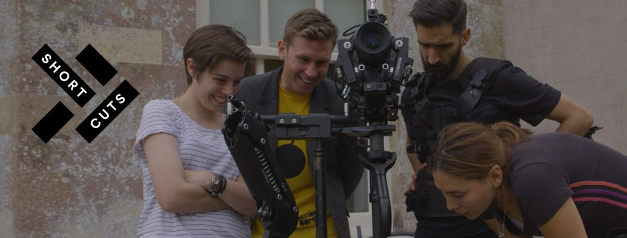 Submit Your Short Film to NEW SHOOTS Today!